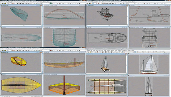 My Boat Plans CAD
