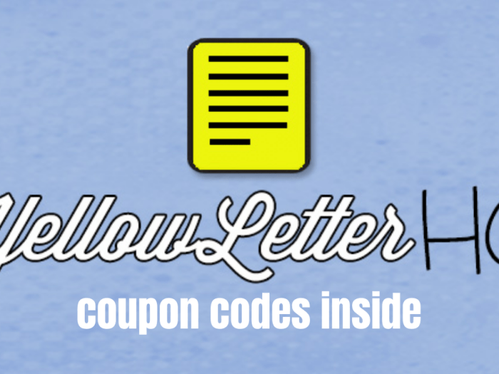 yellow letters hq coupon codes