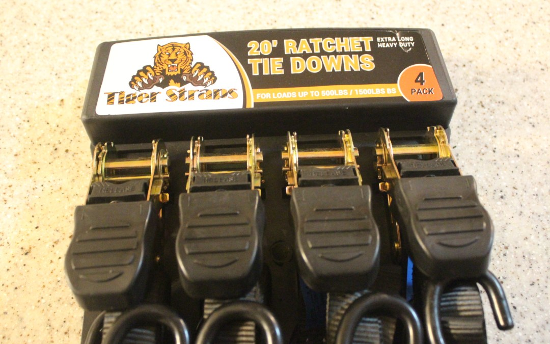 Review: Tiger Tie-Down Straps