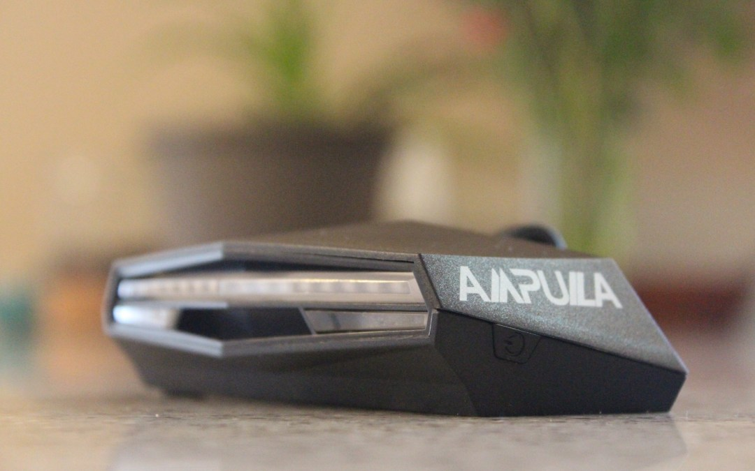 Product Review: Ampulla Rechargeable Bike Tail Light with Remote Control
