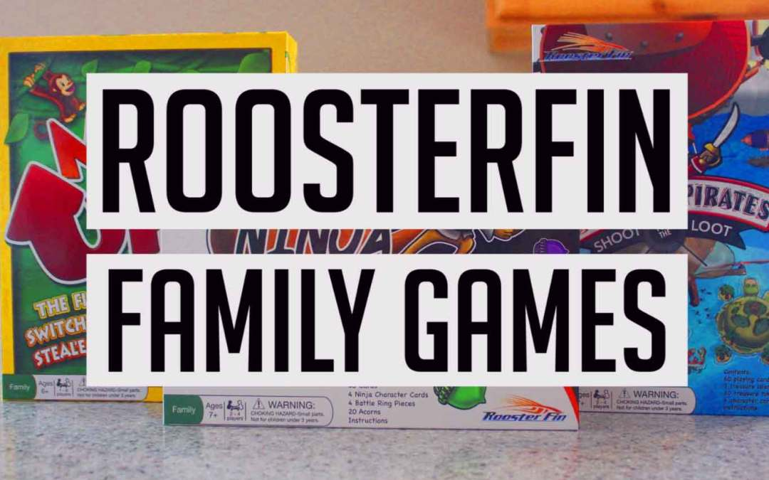 RoosterFin Family Games Review