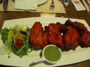 Chicken, Korean (Indian) style