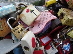 Locks of love. Seoul 2012