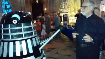 review EC Paul Trepte with Dalek 17 June 2017 3