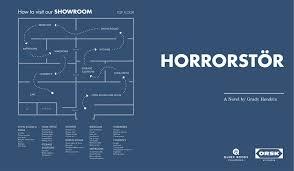 Orsk Showroom Map