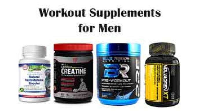 Best Workout Supplements for Men
