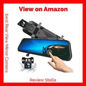 best Rear View Mirror Camera