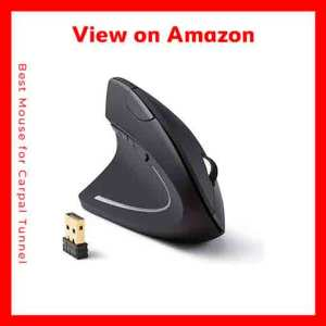 Best Mouse for Carpal Tunnel