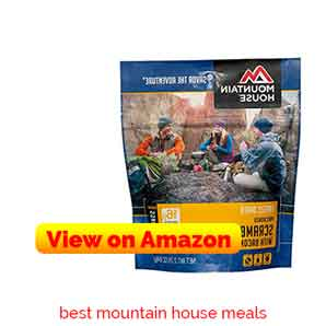 Meal for Mountain