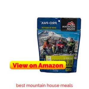 Best Mountain Meal