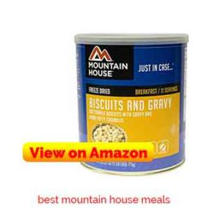 Meal Mountain House