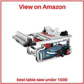 best table saws for under 1000