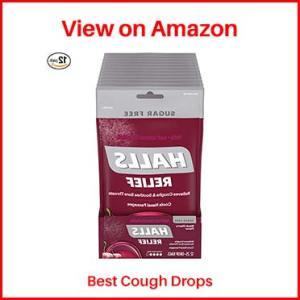 Best Cough Drops