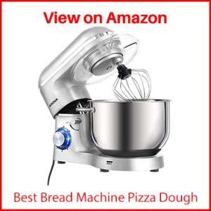 Best Bread Machine Pizza Dough