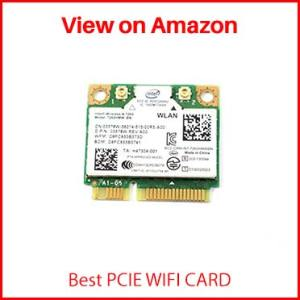 Best PCIE WIFI Card