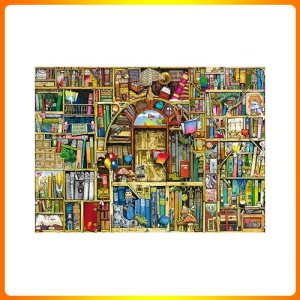 Ravensburger-Bizarre-Bookshop-2-1000-Piece