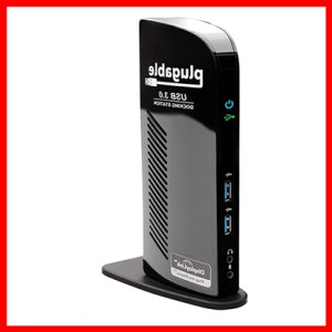Plugable Docking Station Dual Monitor for Windows