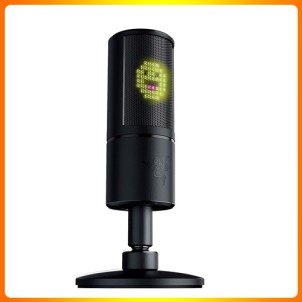 Razer Seiren Emote Streaming Microphone