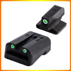 TRUGLO-Tritium-Handgun-Glow-in-the-Dark-Night-Sights-for-Kimber-Pistols,-Kimber-1911