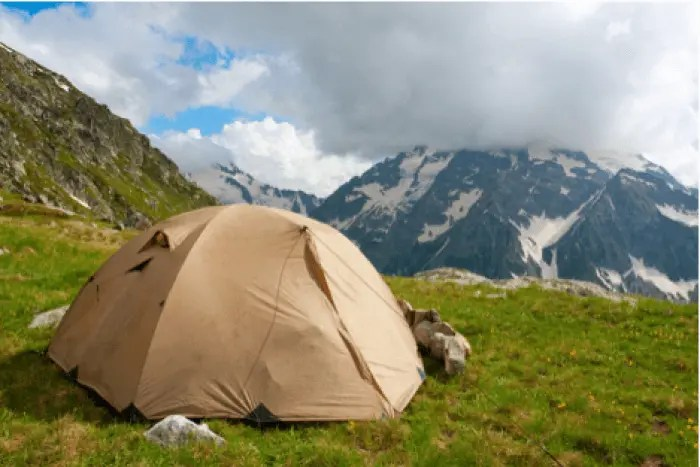 But of course these are not the only factors that can determine the quality of a hiking tent. I will talk more about them later. & Best Hiking Tents Reviews - Top 10 Tents For Hiking 2018 - Reviewster