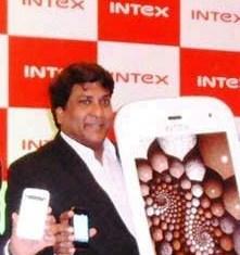 Narendra Bansal, Intex Technologies