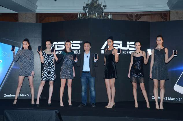 Asus Launched Zenfone 3 Max in India