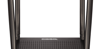 digisol, router
