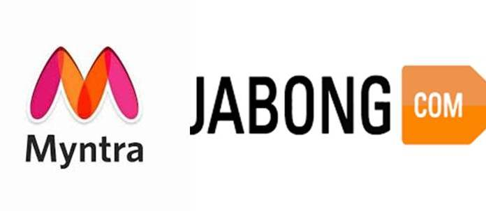 jabong, myntra