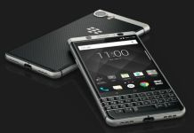 blackberry, keyone, Optiemus