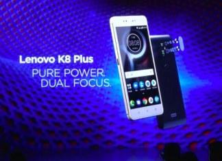 lenovo k8 plus, Smartphone, Sudhin Mathur, Smartphone, Android