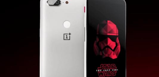 oneplus 5T, last Jedi, limited edition star wars, ReviewStreet