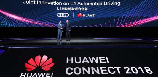 Saad Metz, Audi, William Xu, Huawei