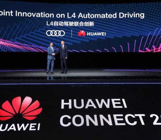 Saad Metz, Audi, William Xu, Huawei