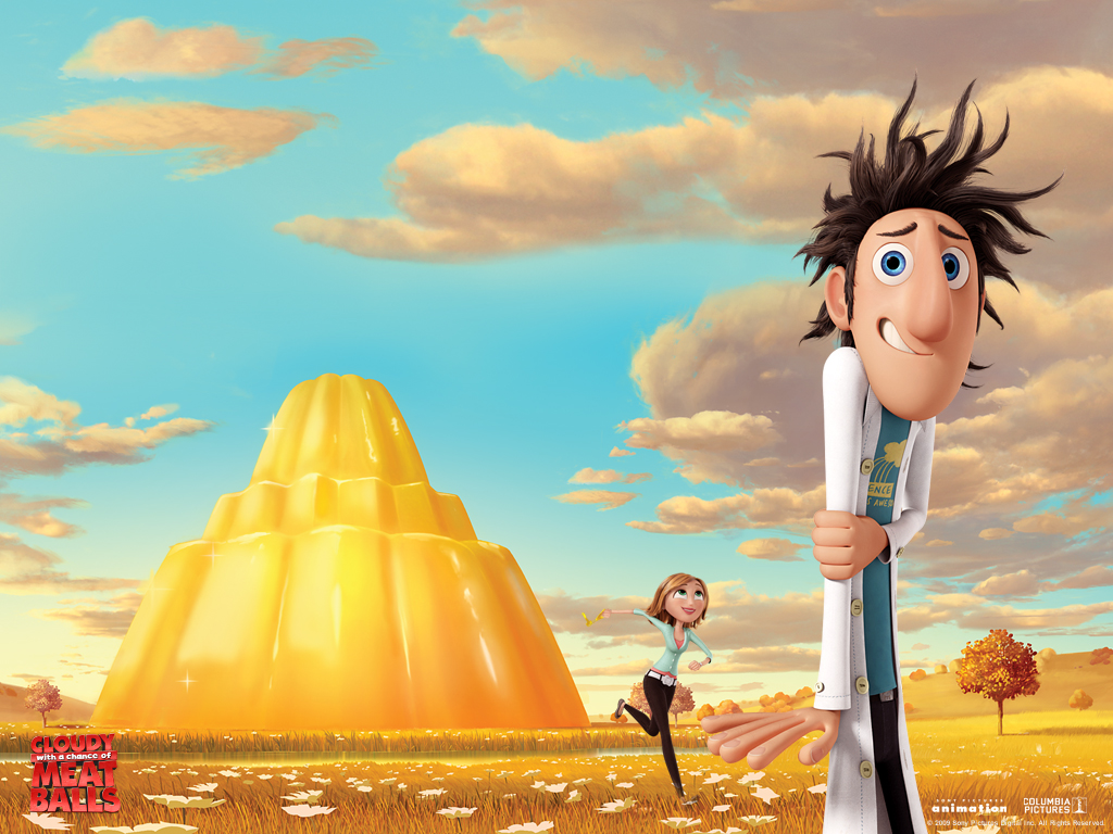 Movie Review Cloudy With A Chance Of Meatballs Bill