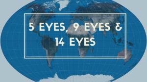 5 Eyes, 9 Eyes and 14 Eyes Image