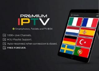 Premium IPTV Image
