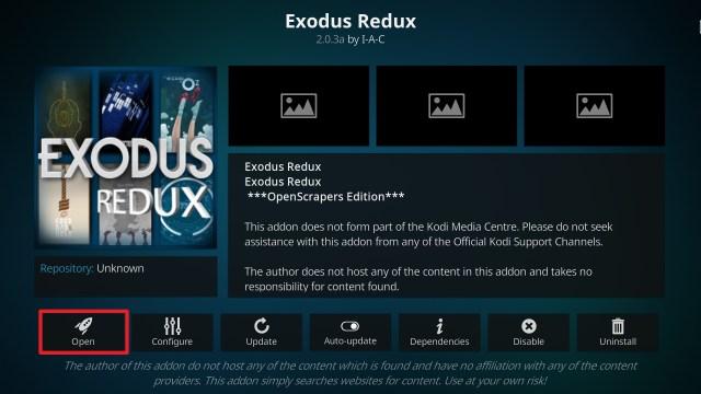 exodus redux install step 26