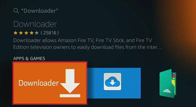 Step 8 Install Cumtube APK on Firestick