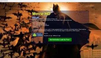 Movie HD Website Image