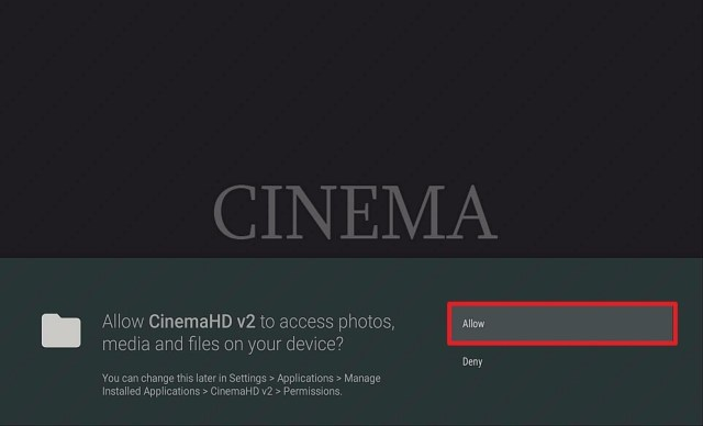 Step 15 Install Cinema HD on firestick