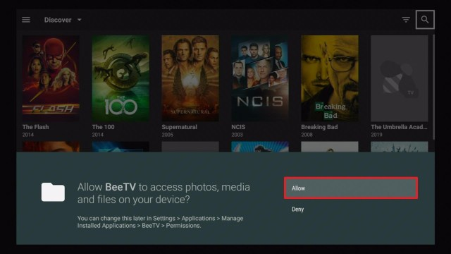 Step 15 Install Bee TV on Firestick