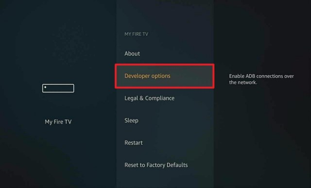 Step 4 Install Filelinked on a Firestick