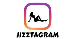 Jizztagram logo