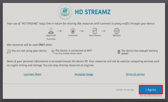 Install HD Streamz IPTV on Firestick 16