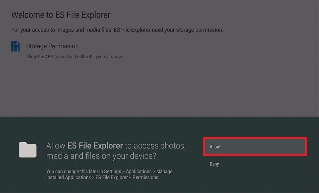 Step 9 Download Kodi Using ES File Explorer