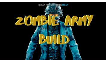Zombie Army build kodi logo