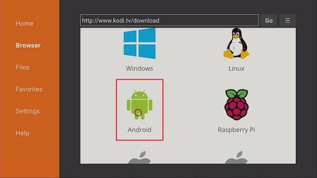 Step 3 Install Kodi