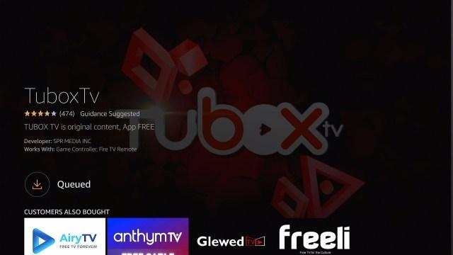 Tubox TV 6