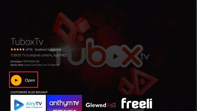 Tubox TV 7