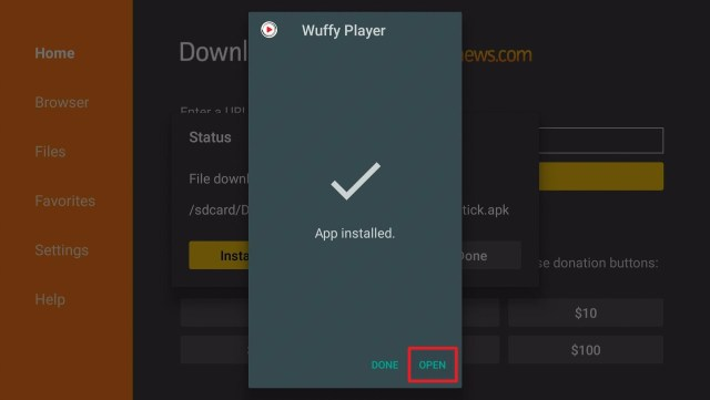 Wuffy Player 21